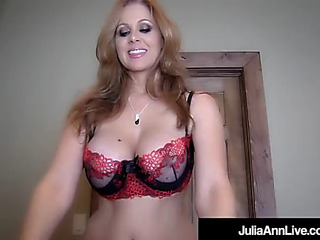 Receive your pecker sucked at the end of one's tether mother i'd like to fuck julia ann in this pov dream!