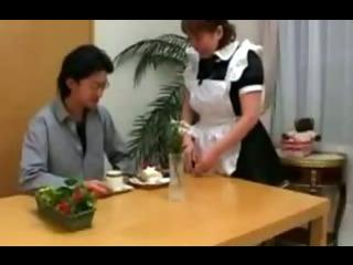 Japanese Granny Maids Fucked