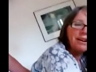 Anal with mam