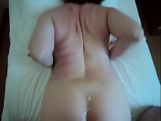 MOM SON Outlaw Utter HOMEMADE voyeur inferior hidden ass mature milf anal Stepmom Stepson  get hitched