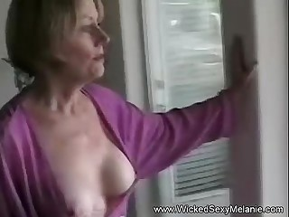 Jocular mater Wants Her Stepson's Cock Now