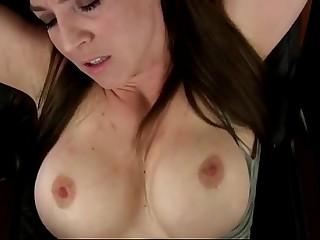 Drunk Mom Fucks Big Dick Son with Taboo MILF Kristi