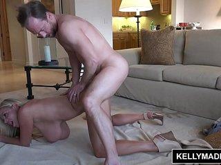 KELLY MADISON Big Titty MILF Creampie